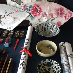 Chinese Brush Painting with Leo Donaghy