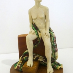 Hilary Cowley Greer. Rachel. Ceramic Stoneware. £275