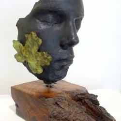 Jas Davidson. Fragment. Bronze. £450