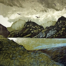 Lino Cut with Ian Phillps