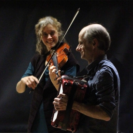Faith Brackenbury (fiddle, viola) & John Neilson